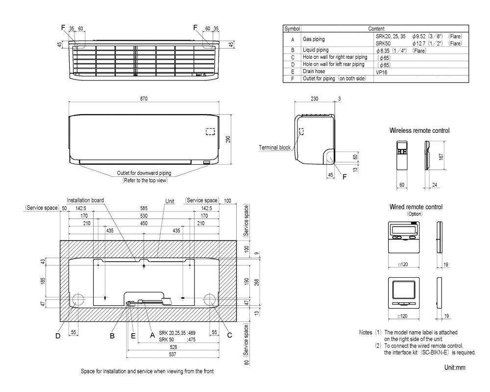 medium resolution of mitsubishi heavy industries air conditioning scm60zm s multi inverter heat pump 3 x srk25zs